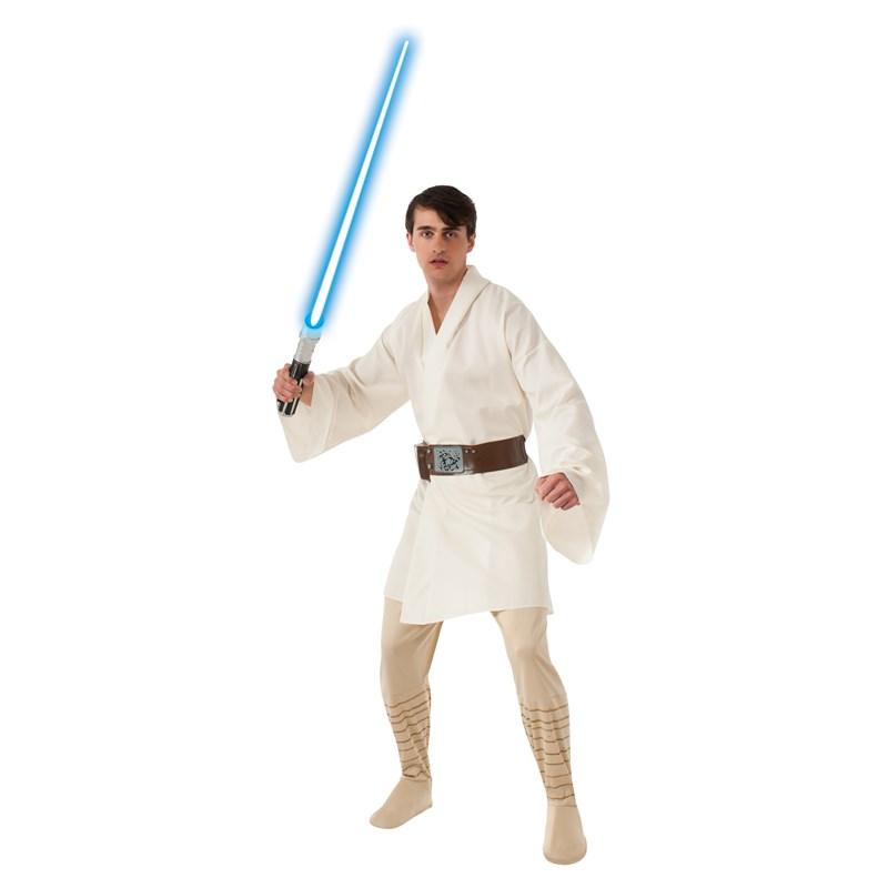 Star Wars Deluxe Luke Skywalker Adult Costume for the 2015 Costume season.