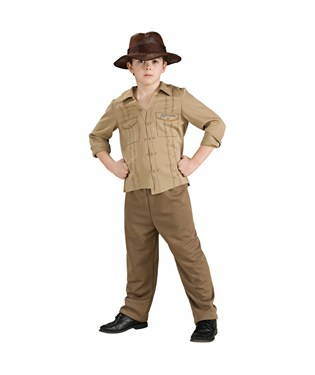 Indiana Jones - Indiana Jones Child Costume