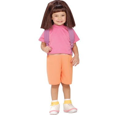 Dora The Explorer Halloween Sensations Dora Child Costume