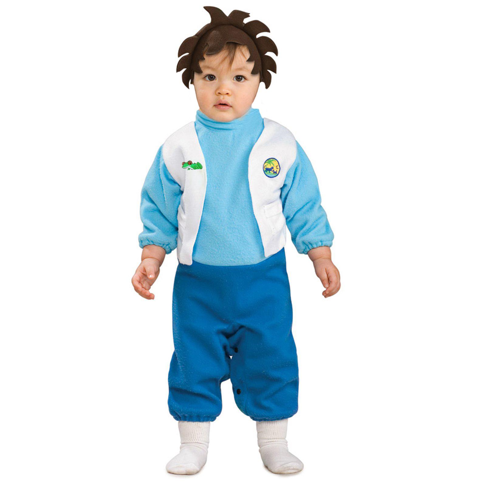 Go, Diego, Go – Diego EZ-On Romper Infant Costume