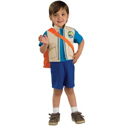 Halloween Sensations Diego Child Costume