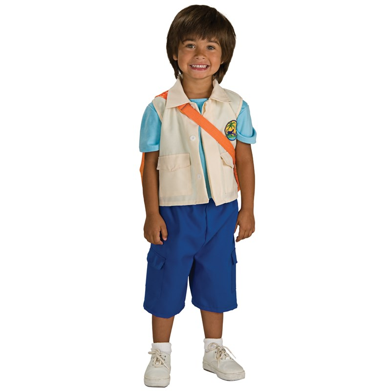 Go, Diego, Go Deluxe Diego Child Costume for the 2015 Costume season.