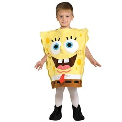 SpongeBob Squarepants Deluxe SpongeBob Child Costume