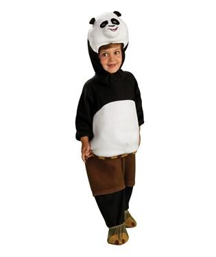 Kung Fu Panda Po Child Costume