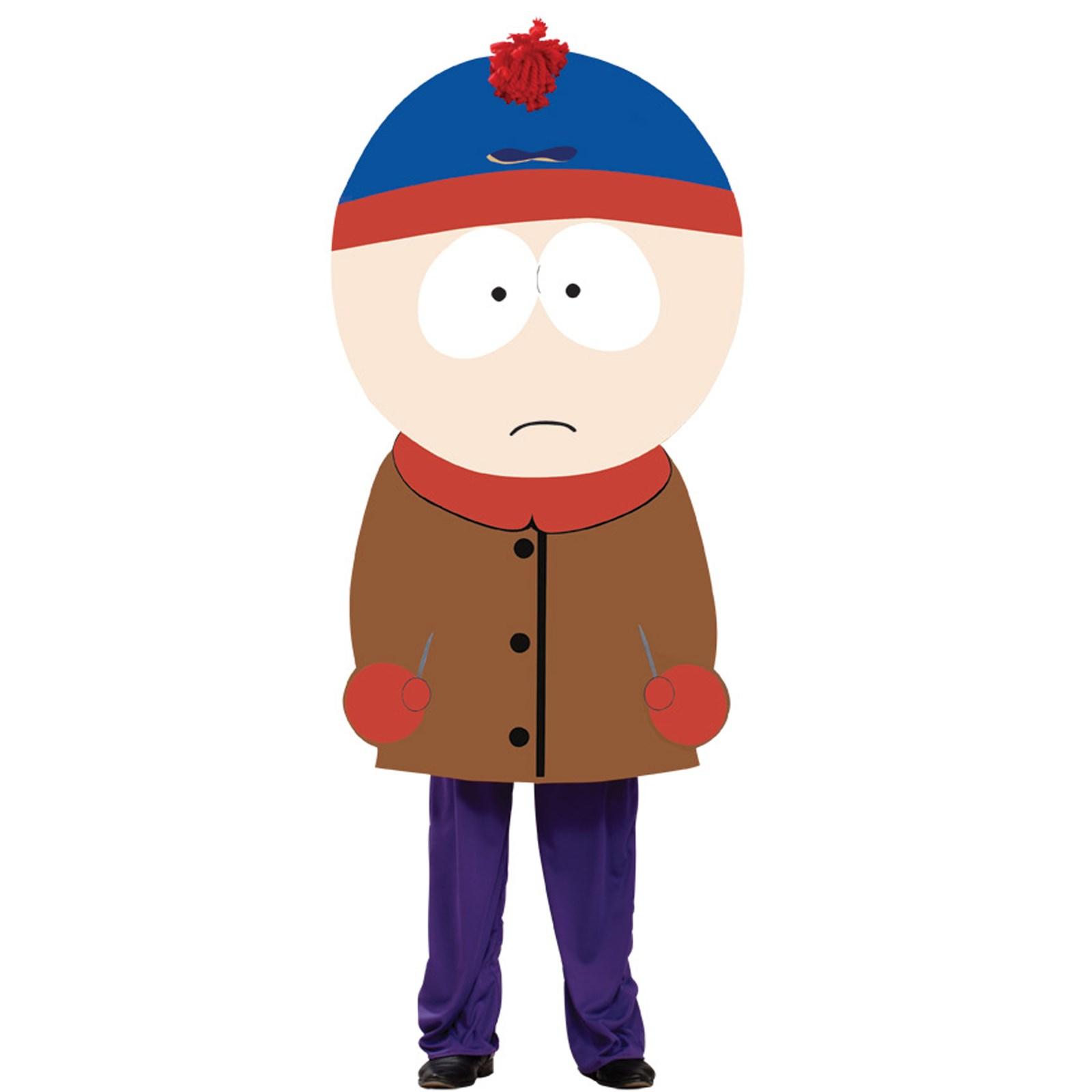 south park stan adult costume - Southpark Halloween Costumes
