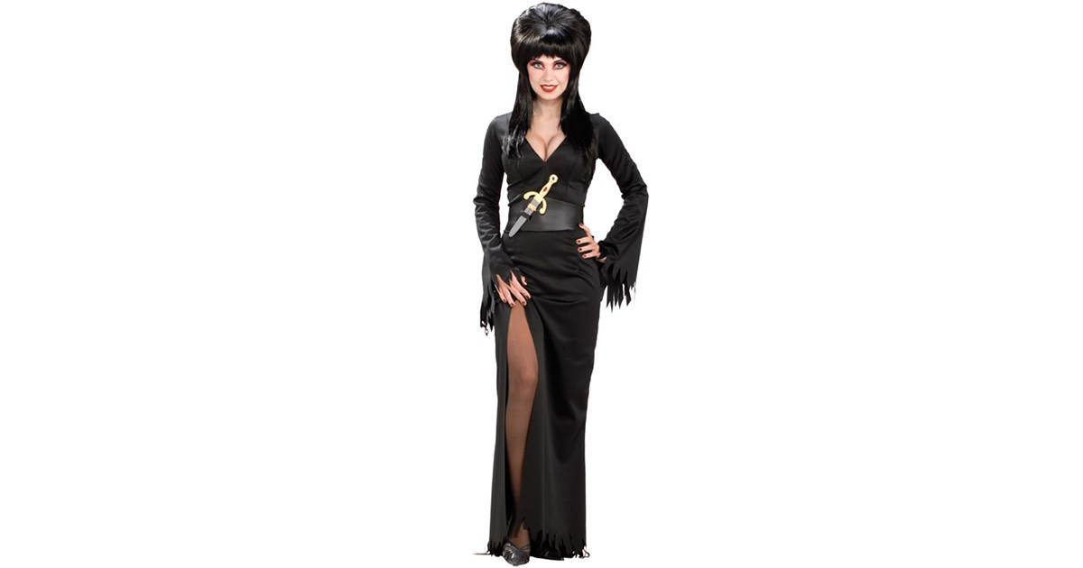 Elvira Adult Costume Buycostumes Com