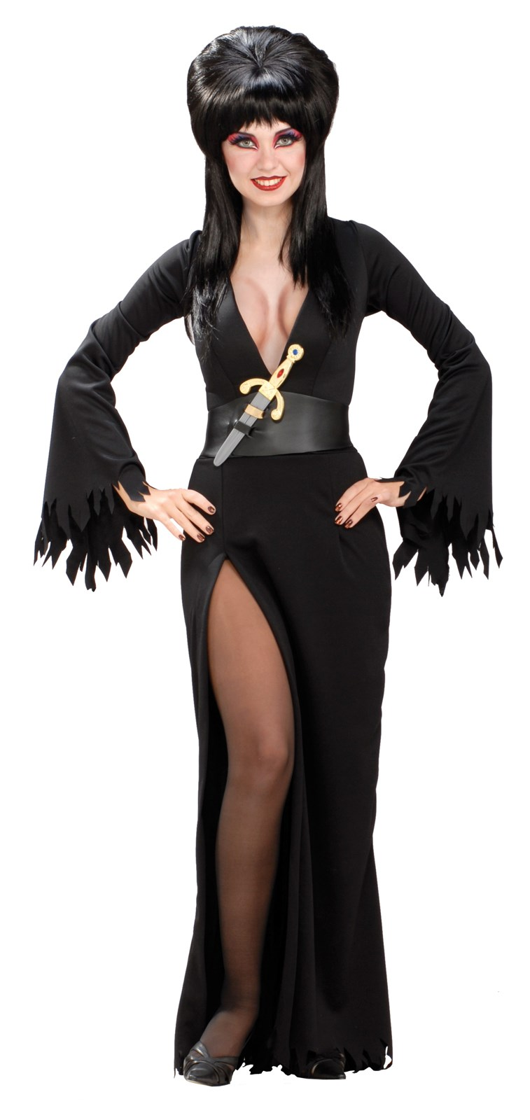 Sexy Elvira Adult Costume