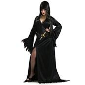 Elvira Adult Plus Costume