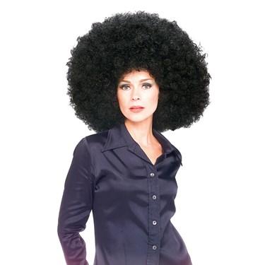 Wig, Super ''Fro'', Black