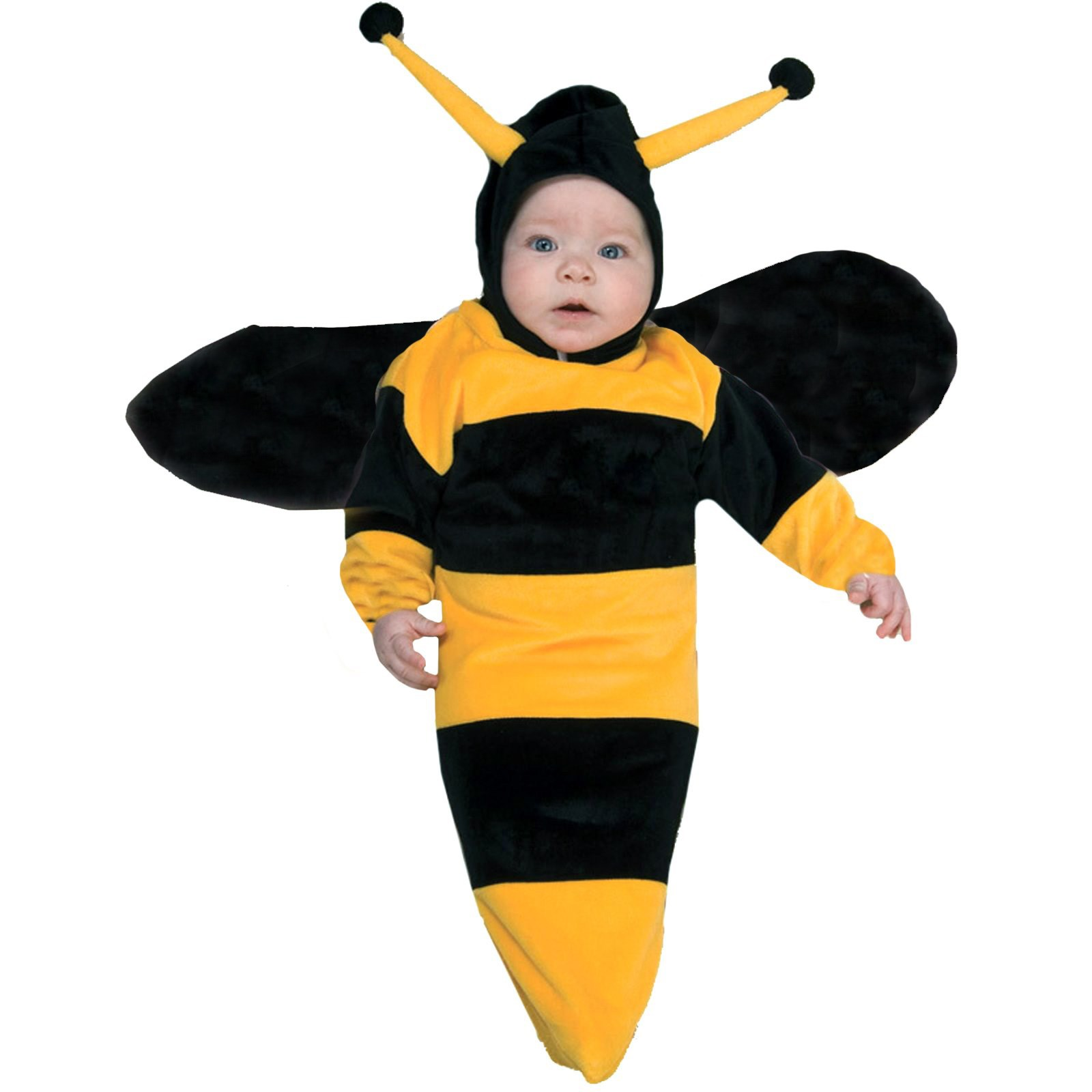 Image of Bumble Bee Bunting Infant Costume