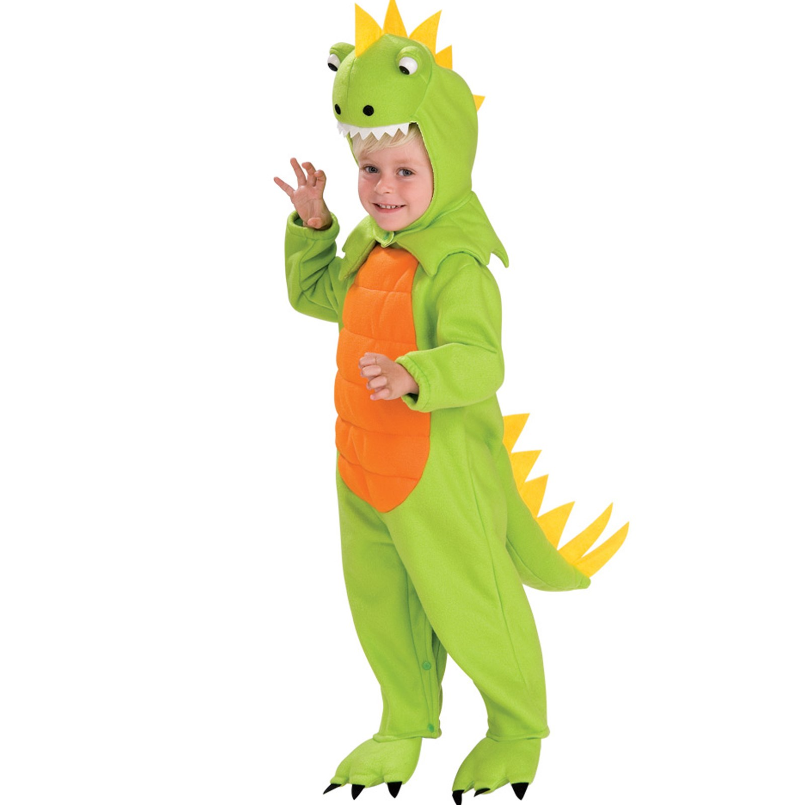 Image of Cute Lil Dinosaur Toddler Costume