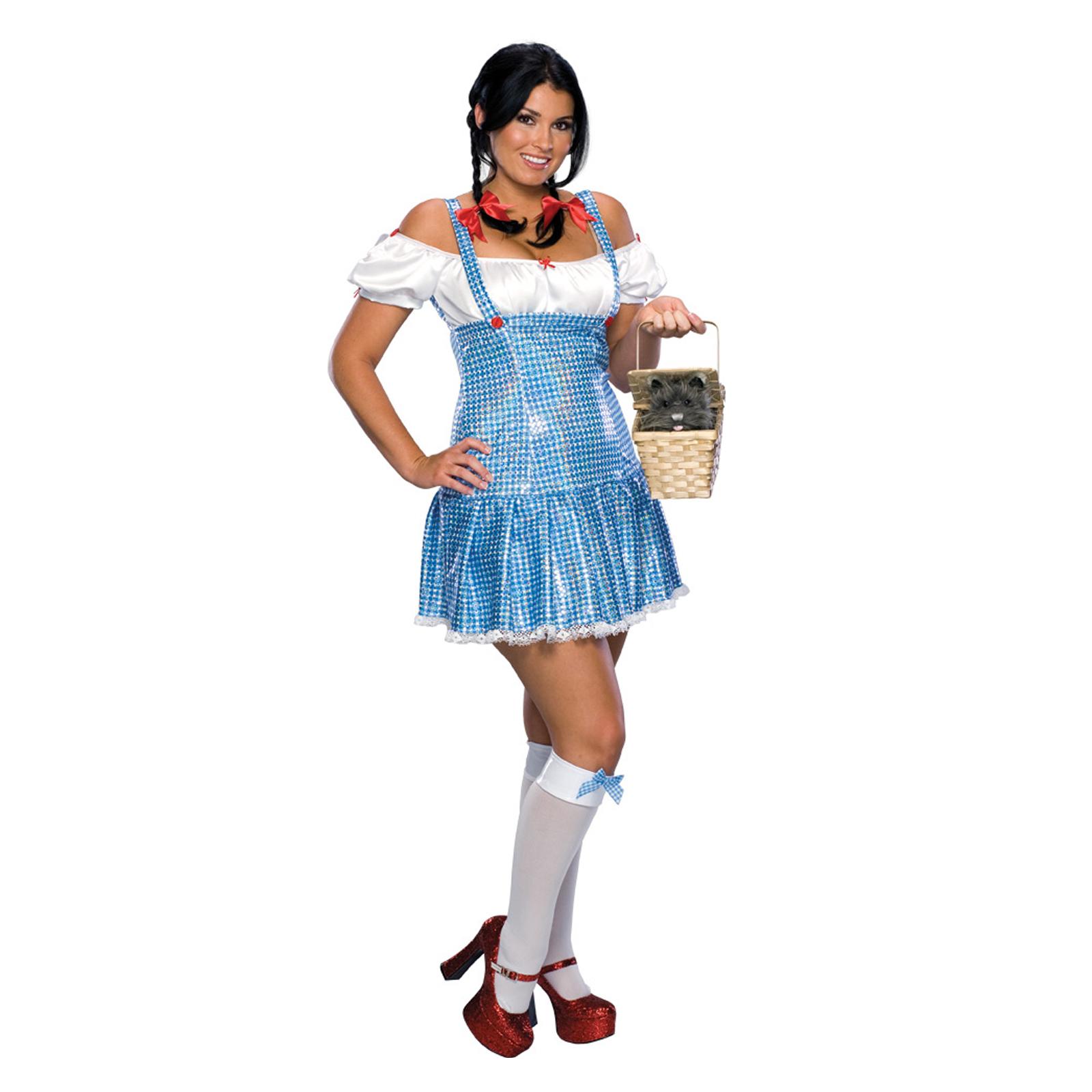Dorothy Costume Womens