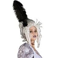 Ghost of Marie Antoinette Wig