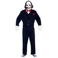 Jigsaw Puppet Economy Adult Costume