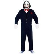 Jigsaw Puppet Economy Adult Costume