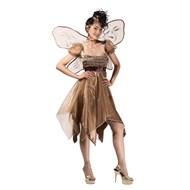 Metallic Copper Fairy Adult Costume
