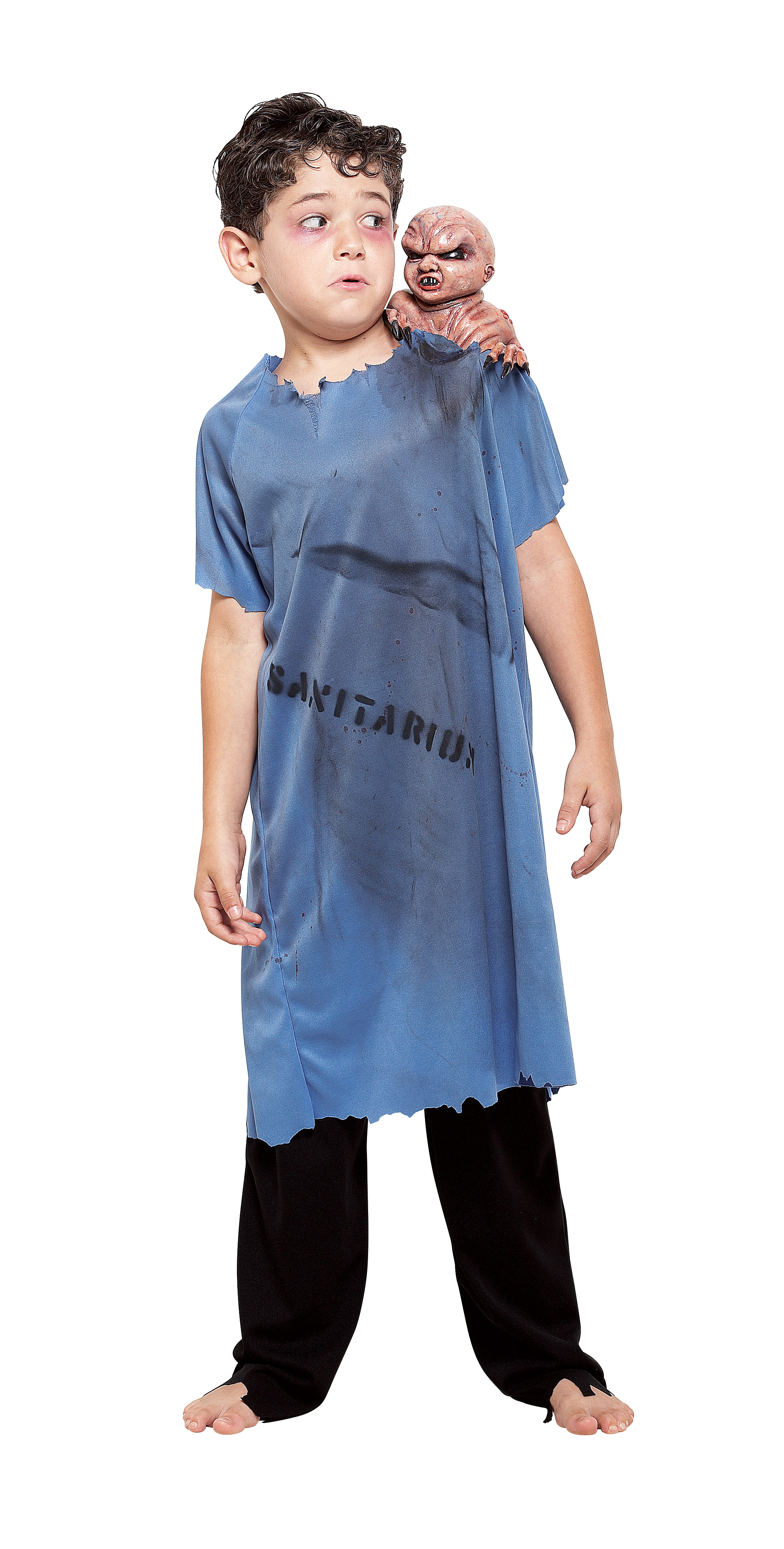 Parasitic Twin Pre Teen Costume