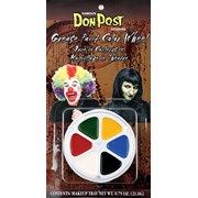 Don Post Grease Paint Color Wheel