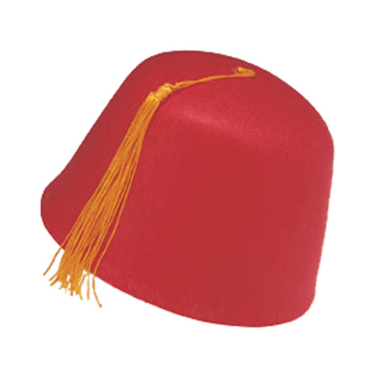Fez Hat for the 2015 Costume season.