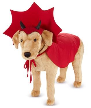 Zelda Devil Dog Costume