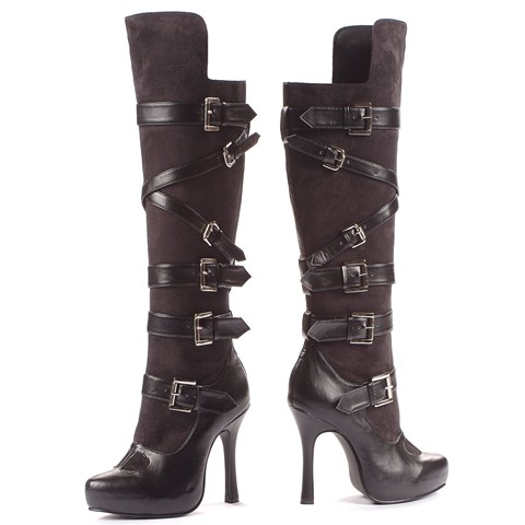 Bandit (Black) Adult Boots