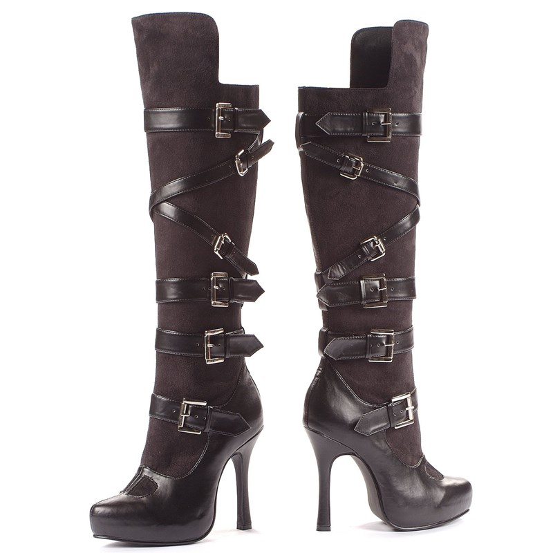 Bandit (Black) Adult Boots for the 2015 Costume season.