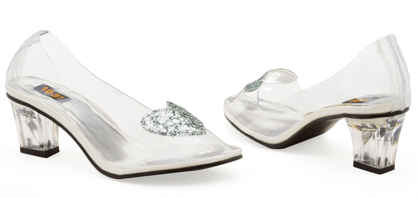 Cinderella Adult Glass Slippers image