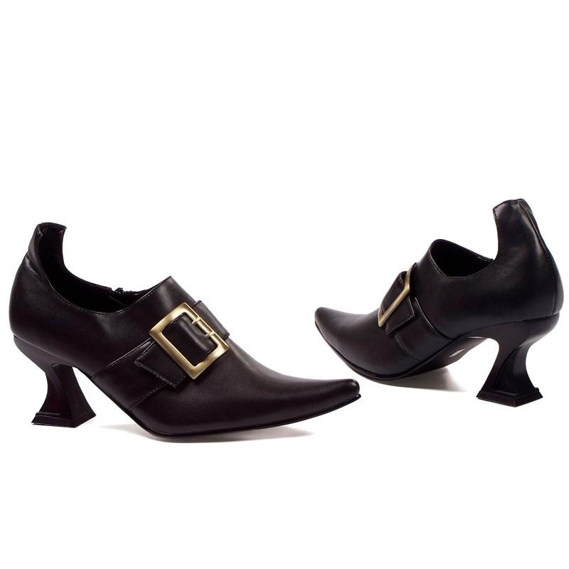 Hazel (Black) Adult Shoes for the 2015 Costume season.