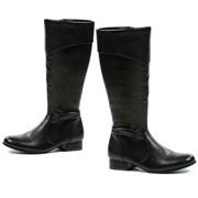 Bonny Black Adult Boots