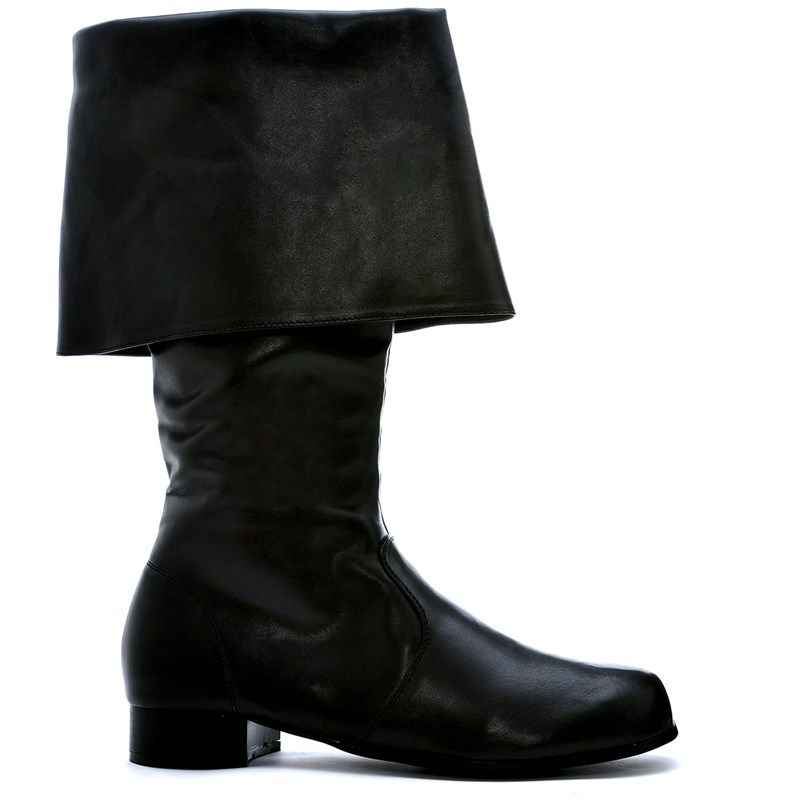 Hook (Black) Adult Boots for the 2015 Costume season.