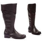 Bernard (Black) Adult Boots