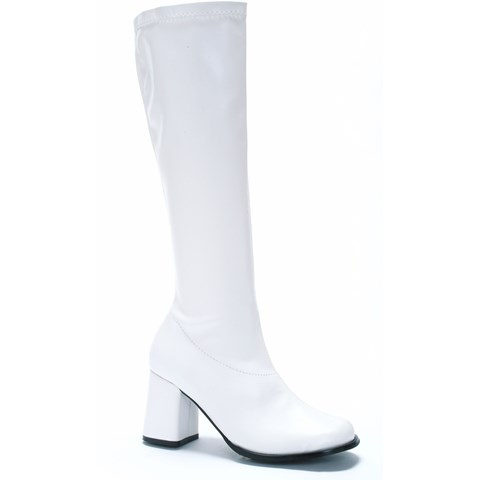 Gogo (White) Adult Boots