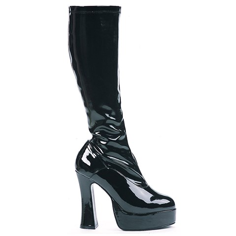 ChaCha (Black) Adult Boots