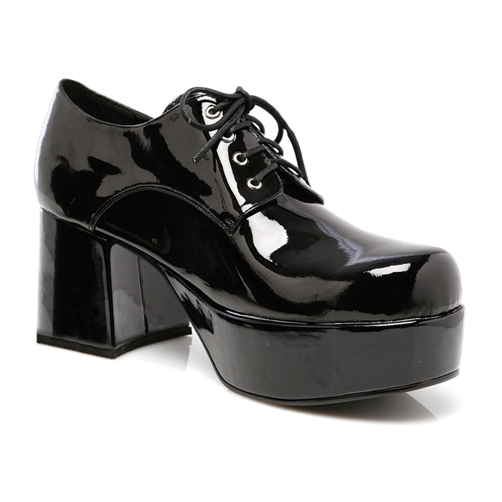 Pimp Black Adult Shoes