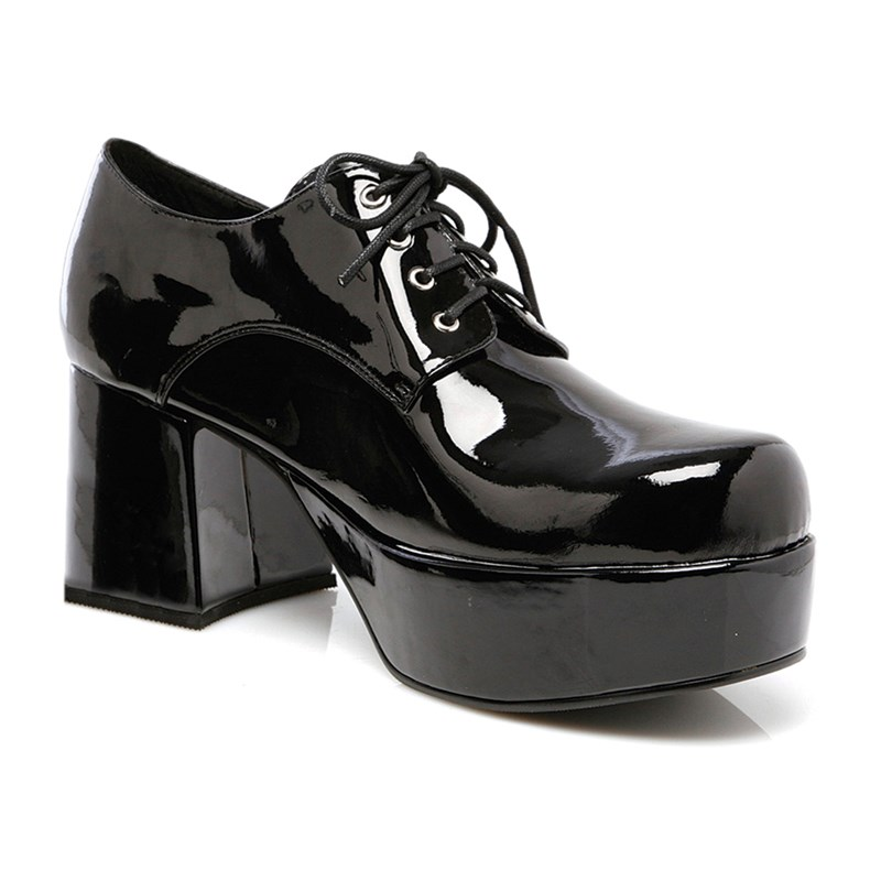 Pimp (Black) Adult Shoes for the 2015 Costume season.
