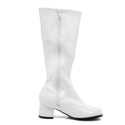 Dora (White) Child Boots