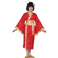 Madame Butterfly Child Costume