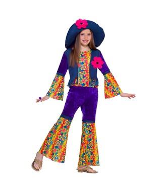 Flower Child Child Costume