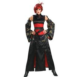 Dragon Miss Teen Costume