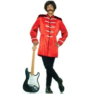 British Explosion (Red) Adult Costume