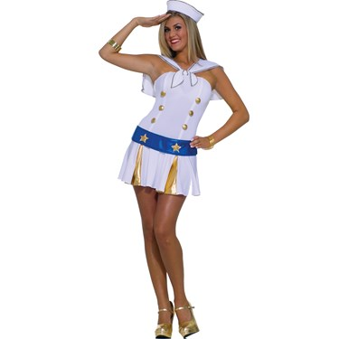 All Hands On Deck Adult Costume