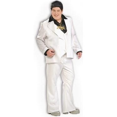 Disco Man Adult Plus Costume