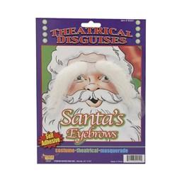 Santa Eyebrows