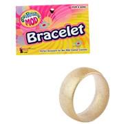 Mod Gold Bangle Bracelet