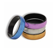 Disco Bangle Bracelet Set (4 piece)