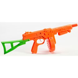 Orange Machine Gun