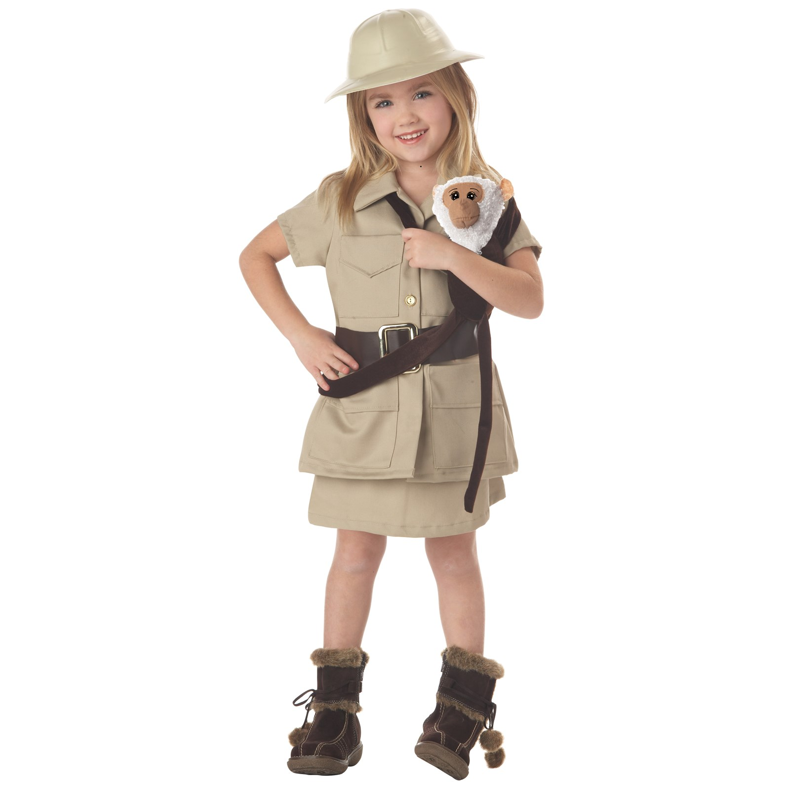 Zoo Keeper - Girl Child Costume   BuyCostumes.com