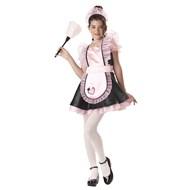Pink Maid Child Costume