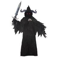 Demon of War - Black Child Costume