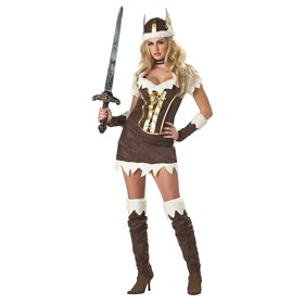 Viking Vixen Adult Costume